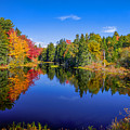 A Touch Of Fall by Tom Weisbrook