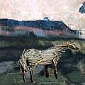 A Tough Horse  by Pemaro
