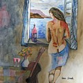 A Tribute To Salvador Dali by Guri Stark