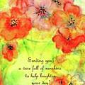 A Vaseful Of Sunshine by Hazel Holland