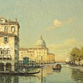A Venetian Canal by MotionAge Designs