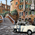 a Venezia in 500 by Guido Borelli