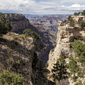 A Vertical View - Grand Canyon by Belinda Greb
