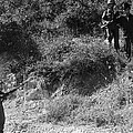 A Viet Cong Surrenders by Underwood Archives