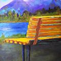 A View For Two by Jo-Anne Gazo-McKim