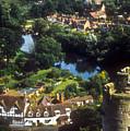 A View From Blarney Castle In Ireland by Douglas Barnett