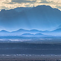 A View Of Kitt Peak  by Ed Gleichman