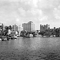 A View Of Miami by Underwood Archives