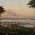 A View Of Penzance by Richard Thomas Pentreath