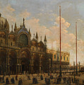 A View Of St. Mark's Basilica by MotionAge Designs