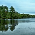A View Of The Lake by James DeFazio