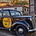 A Vintage Vauxhall At Riviera Do Porto - Portugal - Taberninha D by Carlos Alkmin