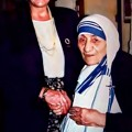 A Vist With Mother Teresa by Kathy Tarochione