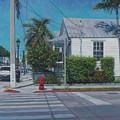 A Walk In Key West by David P Zippi
