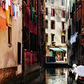 A Walk In Venice by Miles Whittingham