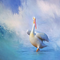 A Walk On Water by Kim Hojnacki