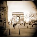 A Walk Through Paris 3 by Mike McGlothlen