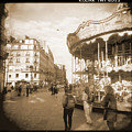 A Walk Through Paris 4 by Mike McGlothlen