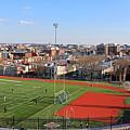A Washington View From Cardoza High School by Cora Wandel