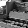A Weathered Piano by Sven Brogren
