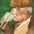 A Welcome Pint by Jacqui Kilcoyne