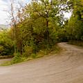 A Winding Road 2  by Andrea Mazzocchetti