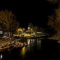 A Winter's River by Glenn Martin