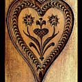 A Wooden Heart by Hanne Lore Koehler