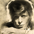 A Young David Bowie by Anthony Murphy