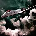 A10 Thunderbolt In Flight by Robert Storost