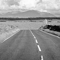 A4080 Rural A Road Through Rural Anglesey North Wales Uk by Joe Fox