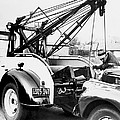 Aaa Tow Truck by Underwood Archives