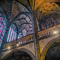 Aachen, Germany - Cathedral - Nikolaus-michaels Chapel by Mark Forte