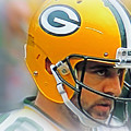 Aaron Rodgers by Kay Novy