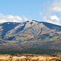 Abajo Mountains Utah by David Lee Thompson