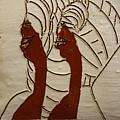 Abakyala - Women - Tile by Gloria Ssali