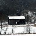 Abandoned Barn by Martie DAndrea