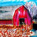 Abandoned Barn by Seth Weaver
