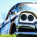 Abandoned Car by McKinzi Gulickson