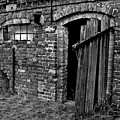 Abandoned Country Barn by Silva Wischeropp