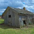 Abandoned Farm Building by Timothy Ruf
