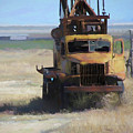 Abandoned Gmc Drill Rig by David King