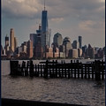 Abandoned Hoboken Pier by Leon De Vose