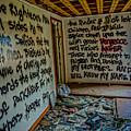 Abandoned House, Full Of Hope by Zachary Zsamboky