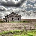 Abandoned House - Ganado, Tx by Greg Vajdos