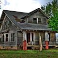 Abandoned In Kansas by Tony Baca