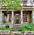 Abandoned In Mostar by Aaris K