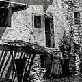 Abandoned Ix by Diego Muzzini