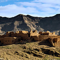 Abandoned Kasbah by Claudio Maioli