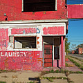 Abandoned Laundry by Jim West